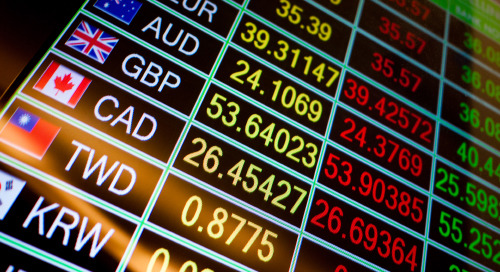 Managing the risk and opportunity of foreign currencies