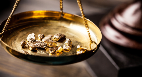 Is gold worth its weight in your portfolio?