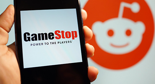What's happening with GameStop stock?