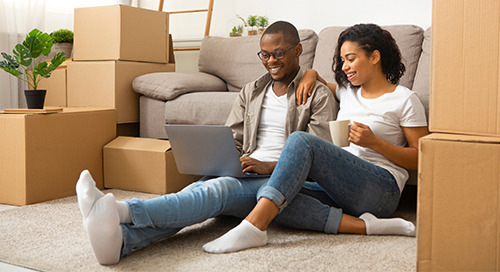 Buying a home during residency