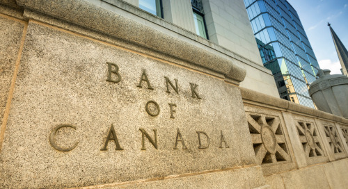 Amidst mostly positive news, the Bank of Canada eases up on bond purchases, keeps rates steady