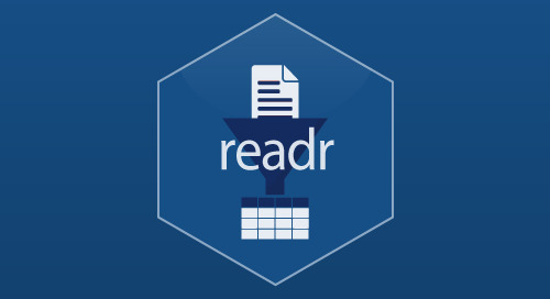 Data Import Cheat Sheet
