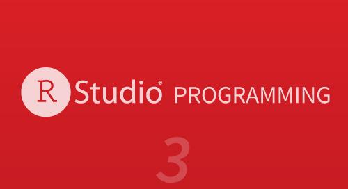 Programming - Part 3 (Package writing in RStudio)