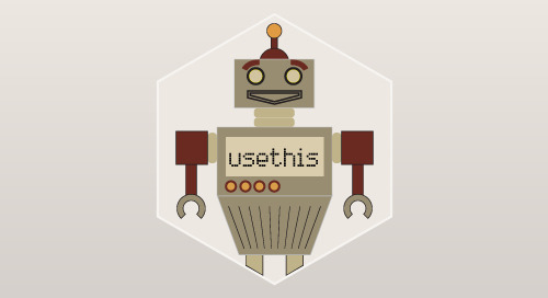usethis 1.3.0 - usethis automates many common setup tasks for R projects, especially, but not only, for R packages.