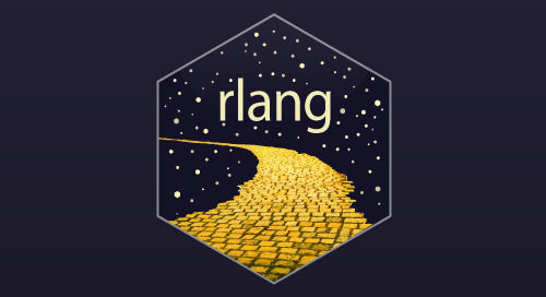 rlang 0.2.0 - many improvements to tidy evaluation. rlang is a toolbox for working with base types, core R features