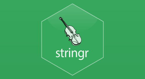 stringr 1.3.0 - stringr provides a cohesive set of functions designed to make working with strings as easy as possible.