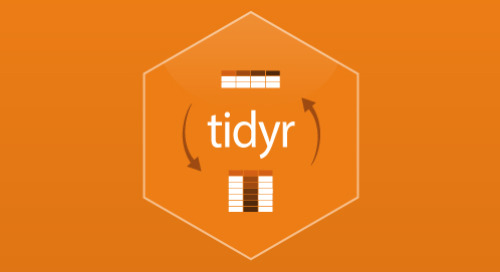 """tidyr 0.8.0 - makes it easy to """"tidy"""" your data, storing it in a consistent form so that it's easy to manipulate, visualise and model."""