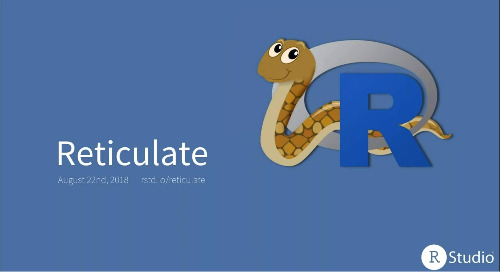 R & Python in RStudio 1.2 with Reticulate - Sean Lopp
