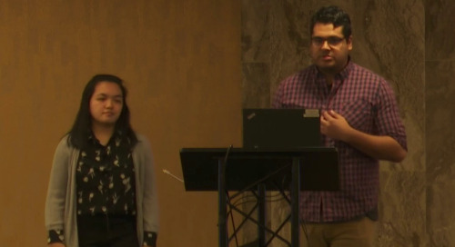 Using R to Create Reproducible Engineering Test Reports - Braulio Cuandon & Ana Alyeska Santos
