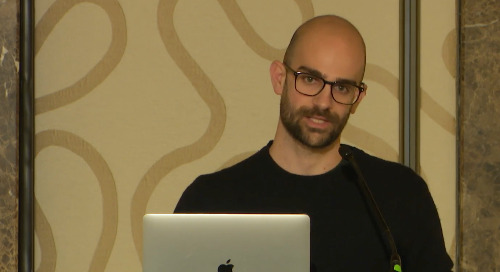 Building a new data science pipeline for the FT with RStudio Connect - George Kastrinakis