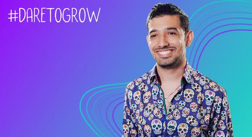[Podcast] #DareToGrow Stories - Claudio Lugli & AdRoll