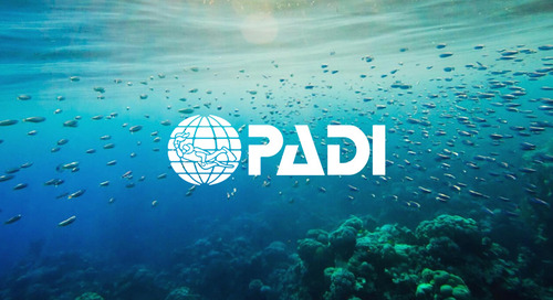 Diving headfirst into video: PADI's success story