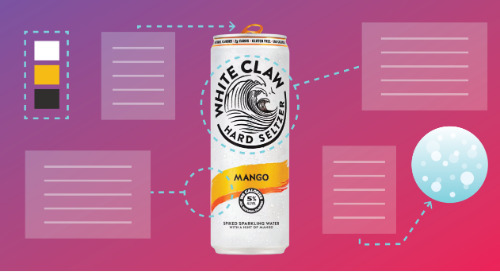 Unrolling: The White Claw Brand