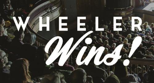 "Success Story: Wheeler Opera House ""Wheeler Wins!"" Memberships"