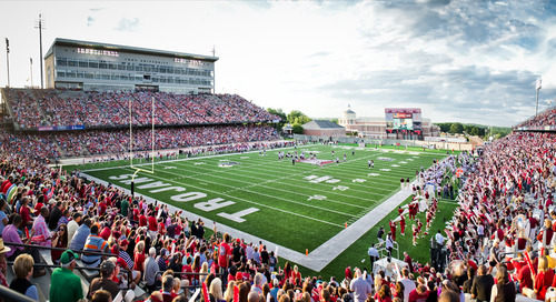 How a New Ticketing Technology Helped Troy Athletics Break Attendance Records
