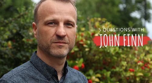 5 Questions with John Finn