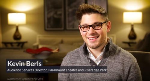 Kevin Berls, Paramount Theater