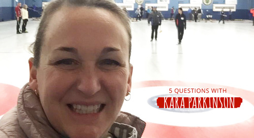 5 Questions with Kara Parkinson