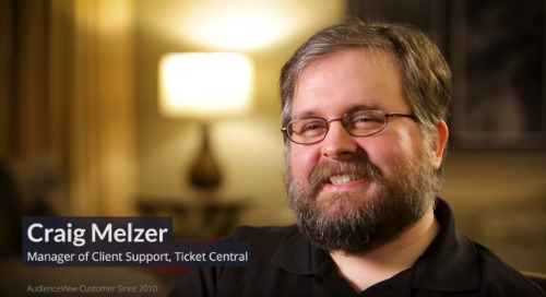 Craig Melzer, Ticket Central
