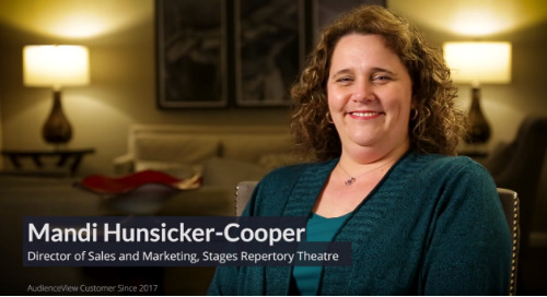 Mandi Hunsicker-Cooper, Stages Repertory Theatre