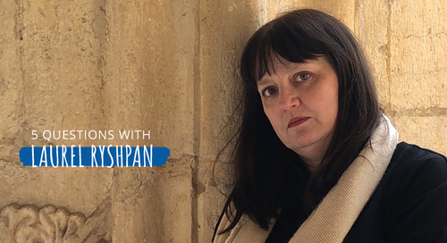 5 Questions with Laurel Ryshpan