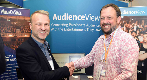 AudienceView and WhatsOnStage at TPC