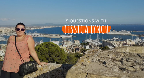 5 Questions with Jessica Lynch