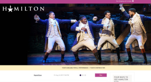 How to Use Microsites to Drive Branding and Ticket Sales for Performing Arts