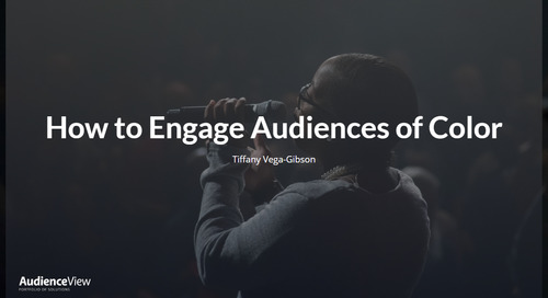 Webinar: How to Engage Audiences of Color