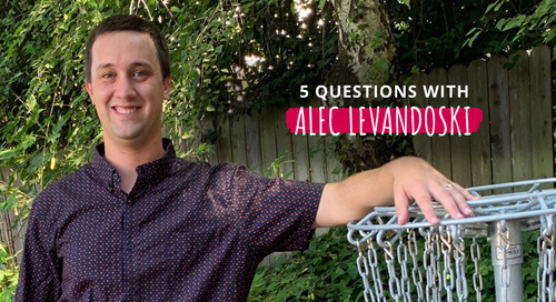 5 Questions with Alec Levandoski