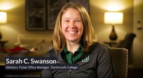 Sarah Swanson, Dartmouth College