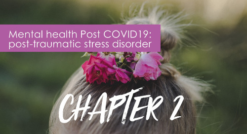 Mental health Post COVID19 : post-traumatic stress disorder CHAPTER 2 | Institutional support. The start to social recovery.