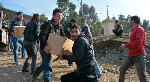 Learning In Conflict Zones: Upskilling Humanitarian Aid Workers In Syria