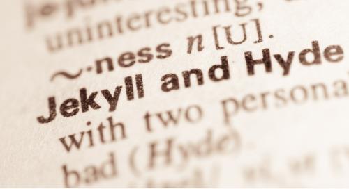 Recursos Humanos: Talento Jekyll vs Administrativo Hyde!