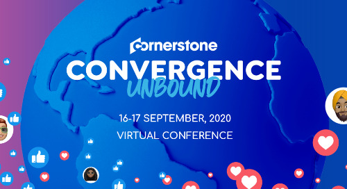 Convergence Day 1: Today's new normal promises future opportunities