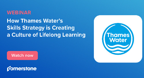 How Thames Water's Skills Strategy is Creating a Culture of Lifelong Learning