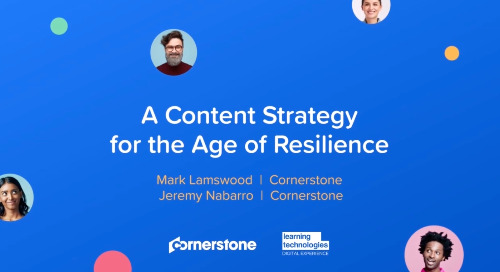 A Content Strategy for the Age of Resilience