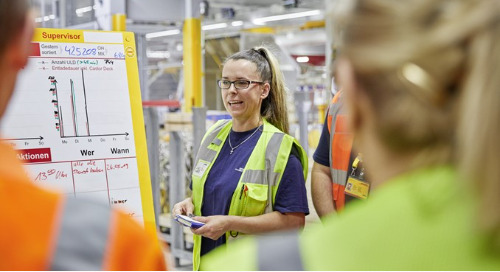 Embracing uncertainty: lessons from Deutsche Post DHL Group