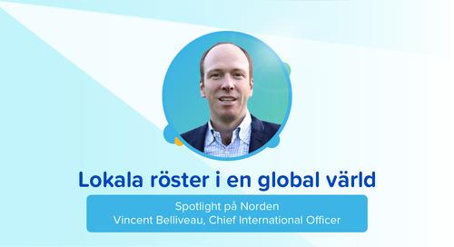Lokala röster i en global värld – spotlight på Norden