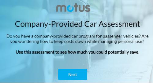 Company Car Assessment