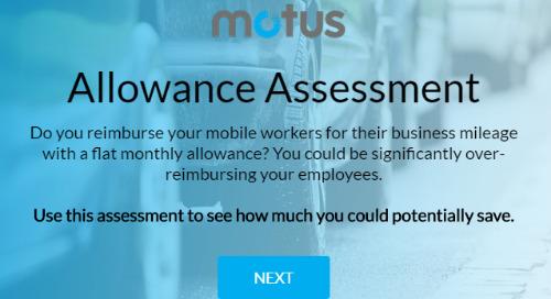 Car Allowance Assessment