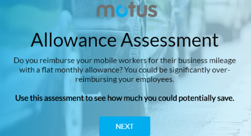 Car Allowance Assessment