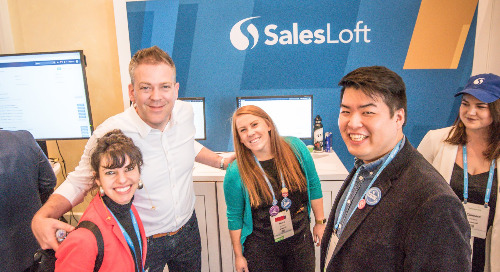 How SalesLoft Used Email Signature Marketing To Boost Event Registrations