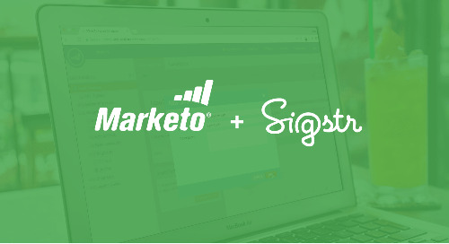 Sigstr Integrates With Marketo To Optimize Email Signatures