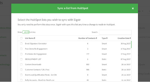 Integration Overview: Sigstr + HubSpot