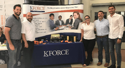 Kforce Case Study
