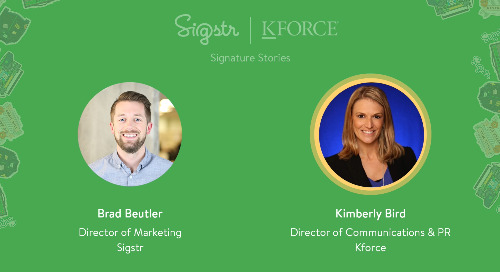 Signature Story: Kforce