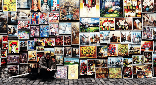 The Power of Imagery in Content Marketing