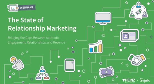 Webinar: The State of Relationship Marketing