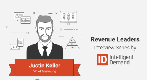 Revenue Leaders: Justin Keller, VP of Marketing at Sigstr